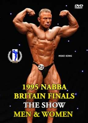 1995 NABBA Britain Finals: The Show (DVD)