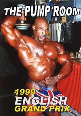 1999 IFBB English Grand Prix- Pump Room (Digital Download)
