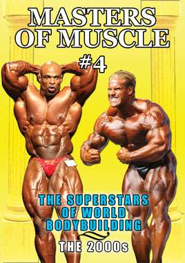 Masters of Muscle # 4 (Digital Download)