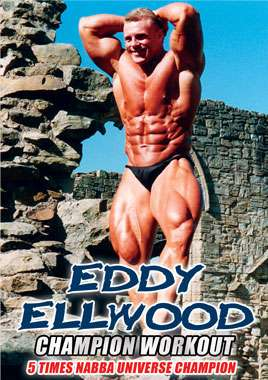 Eddy Ellwood - Champion Workout (Digital Download)