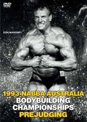 1993 NABBA Australia - Prejudging