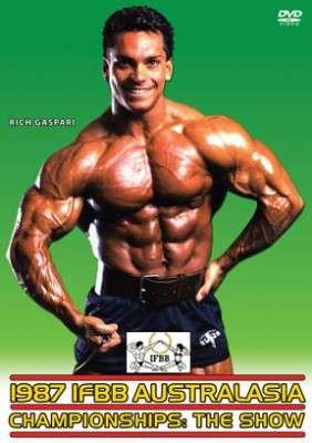 1987 IFBB Australasia Show DVD