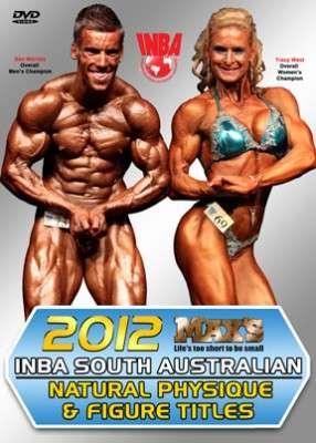 2012 INBA South Australian Natural Physique & Figure Titles (DVD)