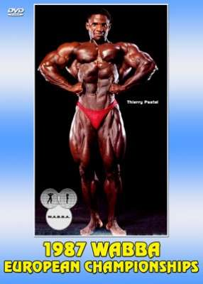 1987 WABBA European Championships (DVD)