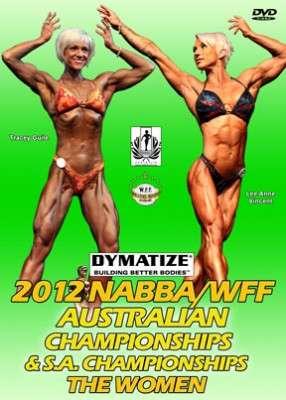 2012 NABBA/WFF Australian Championships - Women