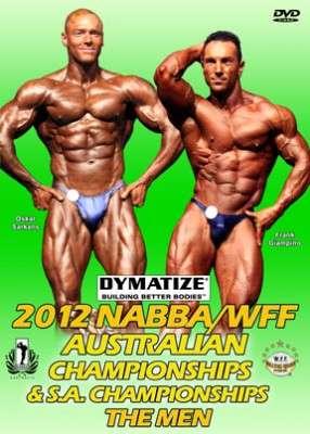 2012 NABBA/WFF Australian Championships