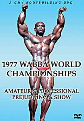 1977 WABBA World Championships (DVD)
