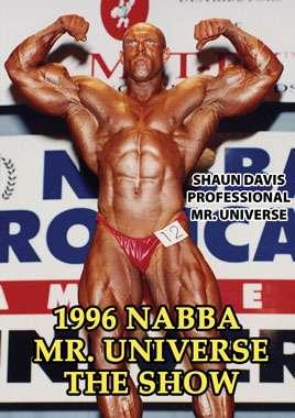 1996 NABBA Universe: Men - The Show (Digital Download)
