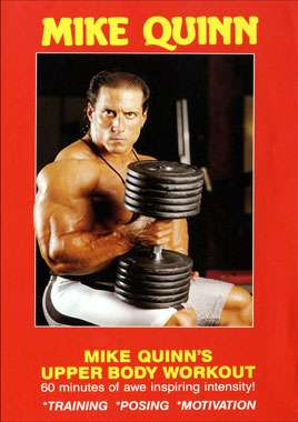 Mike Quinn - Upper Body Workout (Digital Download)