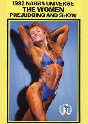 1993 NABBA Universe: Women - Prejudging & Show (Digital Download)