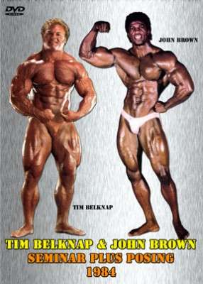 Tim Belknap & John Brown Seminar plus Posing – 1984 (DVD)