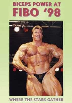 Biceps Power at FIBO '98 (Digital Download)