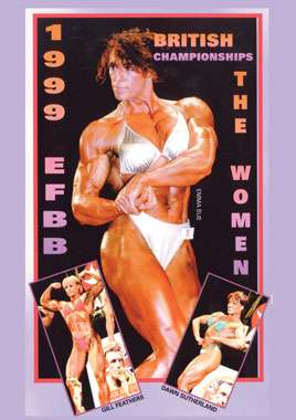 1999 EFBB British Championships: Women's Prejudging & Show (Digital Download)
