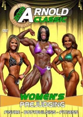 2010 Arnold Classic USA Women's Prejudging