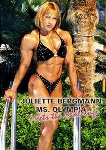 Juliette Bergmann - Ms. Olympia