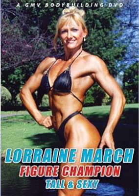 Lorraine March – Figure Champion: TALL & SEXY (Digital download)