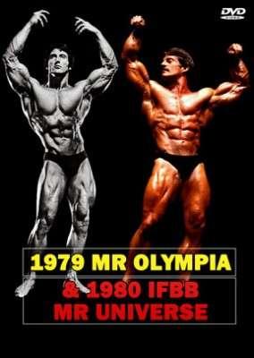 1979 Mr. Olympia & 1980 IFBB Mr Universe