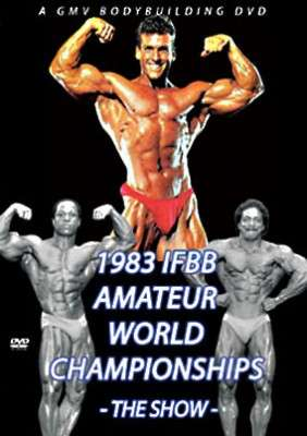 1983 IFBB Amateur World Championships DVD