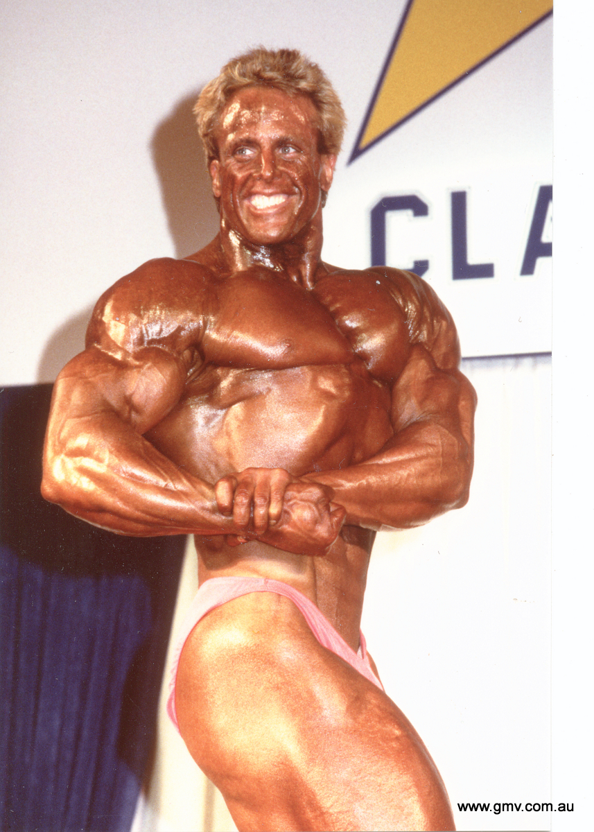 1993 Gold Star Classic - Men's Pro/Am Bodybuilding (DVD