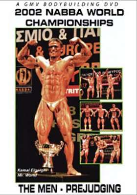 2002 NABBA World Championships: Men's Prejudging