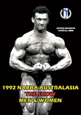 1992 NABBA Australasia – Show: Men & Women (DVD)
