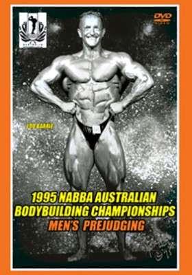 1995 NABBA Australian Championships: Men - Prejudging