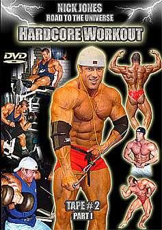 Nick Jones Hard Core Workout Download
