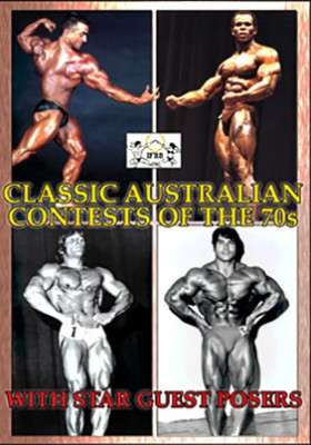 Classic Australian Contests of the 70s