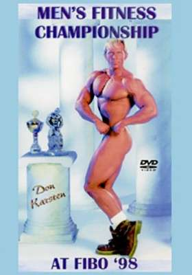 Men's Fitness Championships FIBO '98