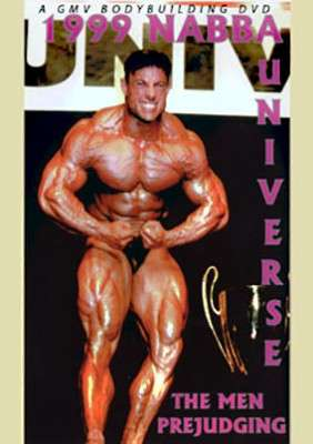 1999 NABBA Mr. Universe: Prejudging Download