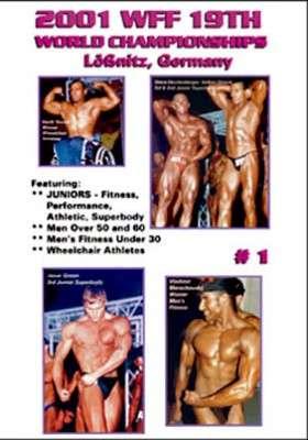 2001 WFF world Championships: Men # 1