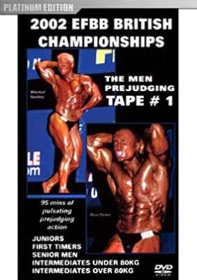 2002 EFBB British Championships: Men's Prejudging # 2