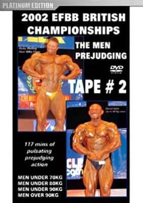 2002 EFBB British Championships Men's Prejudging # 2
