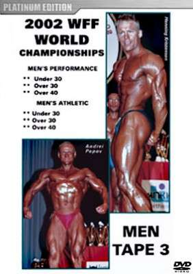 2002 WFF Worlds Men # 3 DVD