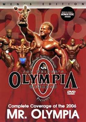 2006 Mr. Olympia