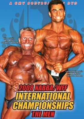 2008 NABBA/WFF International Championships - Men