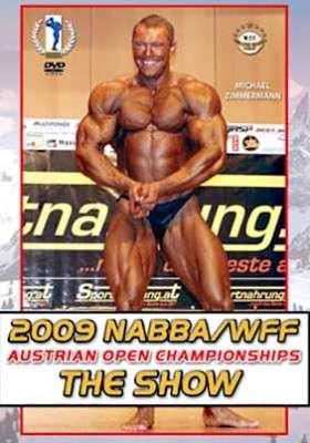 2009 NABBA/WFF Austrian Championships - Show DVD