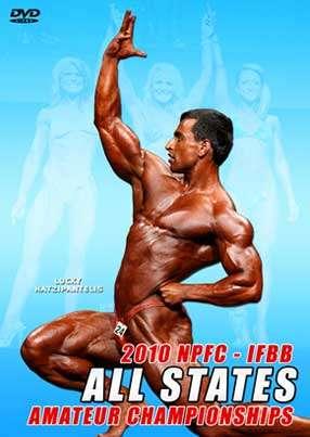 One the amateur bodybuilding championships belle