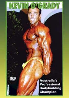 Kevin O'Grady Pro Bodybuilding champion