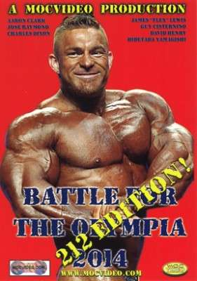 2014 Battle for the Olympia 212 Class