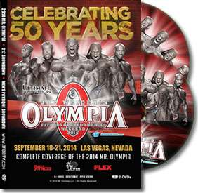 2014 Mr. Olympia
