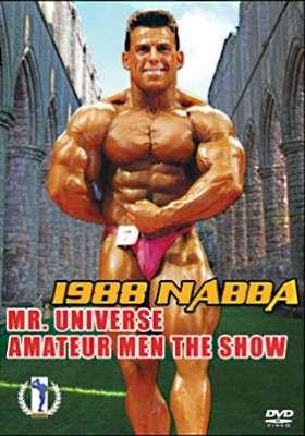 1988 NABBA Amateur Mr. Universe - Show