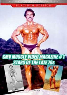 GMV Muscle Video Magazine # 1