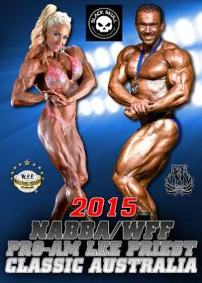 2015 NABBA/WFF Lee Priest Classic