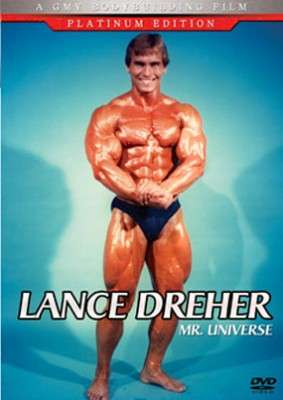 Lance Dreher - Mr. Universe