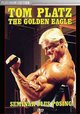 Tom Platz Golden Eagle England Tour