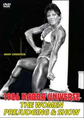 1986 NABBA Miss Universe