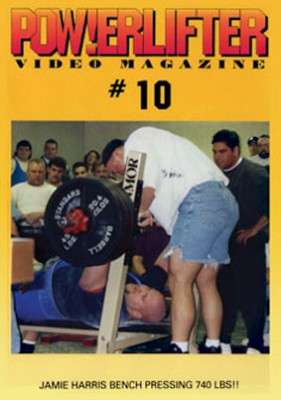 Powerlifter Video Magazine # 10