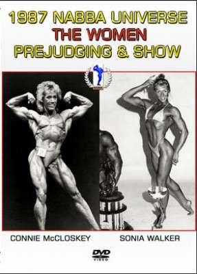 1987 NABBA Universe: Women