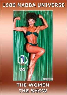 1986 NABBA Universe Women - Show